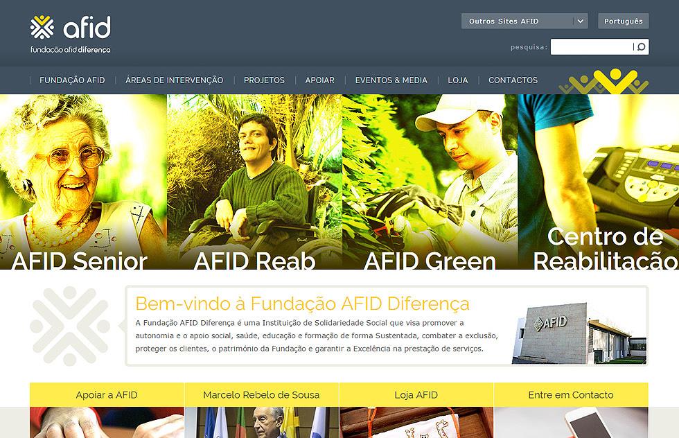 AFID Foundation Websites