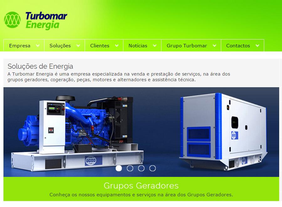 Turbomar Group Websites