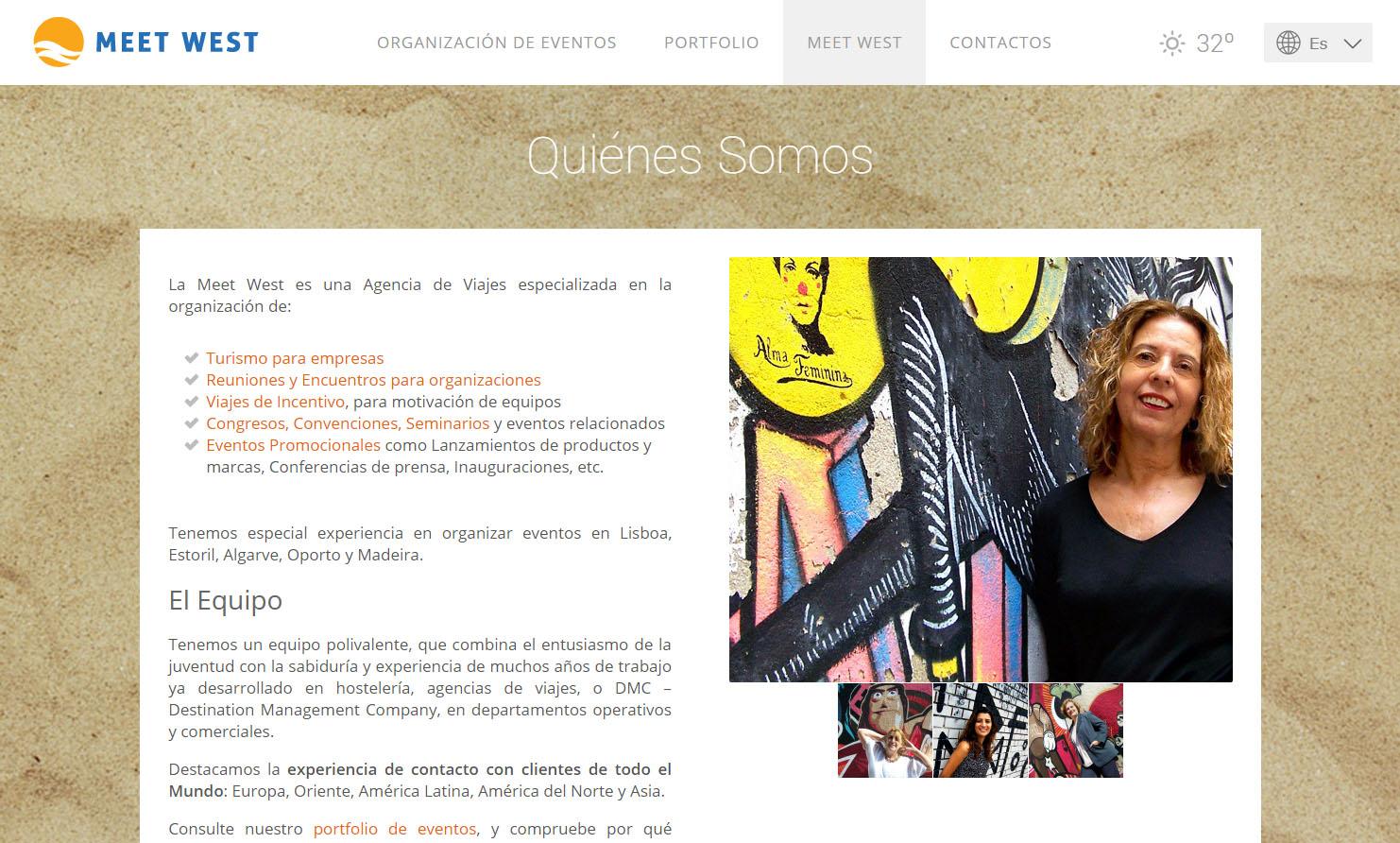 Website Meet West